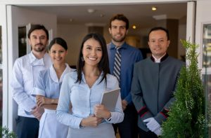 hotel sales managers